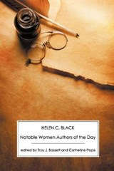 Notable Women Authors of the Day | Helen C Black |