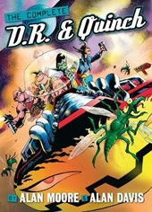 Complete D. R. and Quinch | Alan Moore |