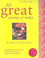 50 Great Curries of India [With CDROM] | Camellia Panjabi |