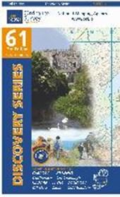 Irish Discovery Series 61. Carlow, Kildare. Kilkenny, Wicklow 1 : 50 000