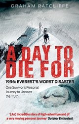 A Day to Die For | Graham Ratcliffe |
