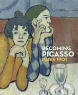Becoming Picasso | Barnaby Wright |