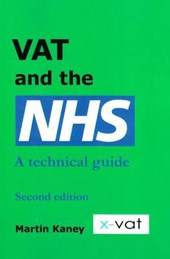 VAT and the NHS