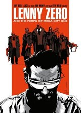 Lenny Zero and the Perps of Mega-City One | Andy Diggle |