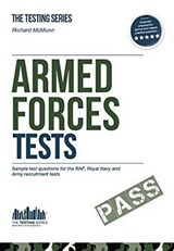 Armed Forces Tests (practice Tests for the Army, RAF and Roy | Richard McMunn |
