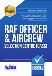 Royal Air Force Officer Aircrew and Selection Centre Workboo