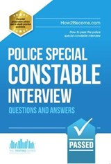 Police Special Constable Interview Questions and Answers | Richard McMunn |