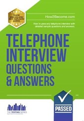 Telephone Interview Questions and Answers Workbook + FREE Ac