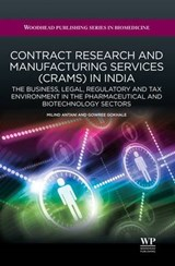 Contract Research and Manufacturing Services Crams in India | Antani, Milind ; Gokhale, Gowree |