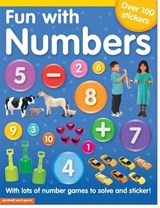 Fun with Numbers | Chez Picthall |