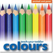 Teach Your Toddler Colours