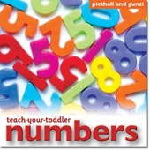 Teach Your Toddler Numbers