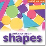 Teach-Your-Toddler Shapes | Chez Picthall |