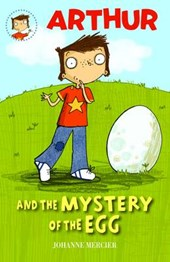 Arthur and the Mystery of the Egg