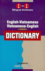 English-Vietnameese Vietnameese-English Dictionary | Hoa Hoang |