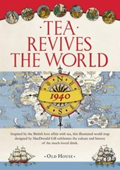 Gill's Tea Revives the World Map,