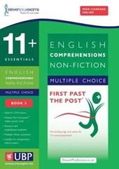 11+ Essentials English Comprehensions: Non-Fiction