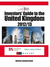Investors' Guide to the United Kingdom 2012/13 | auteur onbekend |