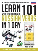 Learn 101 Russian Verbs in 1 Day with the Learnbots | Rory Ryder |