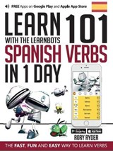 Learn 101 Spanish Verbs in 1 Day with the Learnbots | Rory Ryder |