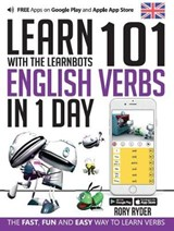 Learn 101 English Verbs in 1 Day with the Learnbots | Rory Ryder |