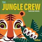 Jungle crew - book + 6 card sheets