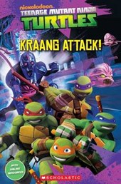 Teenage Mutant Ninja Turtles: Kraang Attack! | Nicole Taylor |