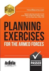 Planning Exercises for the Army Officer, RAF Officer and Roy