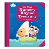 My First Nursery Rhyme Treasury | Julie Fletcher |