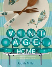 Vintage home : 20th-century design for contemporary living