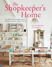 Shopkeeper's Home