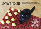 My Sad Cat Notecards | Tom Cox |
