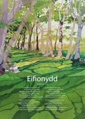Eifionydd by R. Williams Parry Poster Poem