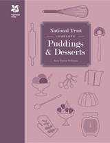 National Trust Complete Puddings & Desserts | Sara Paston-Williams |