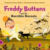 Freddy Buttons and the Horrible Hornets