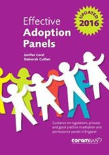 Effective Adoption Panels | Jenifer Lord |