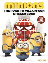 Minions: Sticker Book