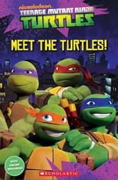 Teenage Mutant Ninja Turtles: Meet the Turtles!