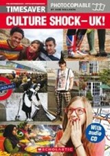 Culture Shock - UK! - Book with Audio CD | Sarah Silver |