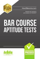 Bar Course Aptitude Tests: Sample Test Questions and Answers | Richard McMunn |
