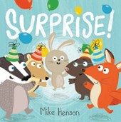 Surprise! | Mike Henson |
