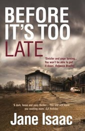DI Will Jackman 1: Before It's Too Late: Shocking. Page-Turn
