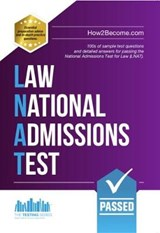 How to Pass the Law National Admissions Test (LNAT): 100s of | How2Become |