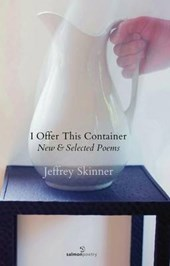 I Offer This Container