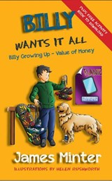 Billy Wants It All (Billy Growing Up, #7) | James Minter |