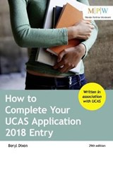 How to Complete Your UCAS Application 2018 Entry | Beryl Dixon |