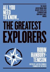 The Great Explorers | Robin Hanbury-Tenison |