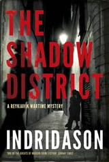 Shadow District | Arnaldur Indridason |