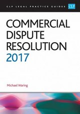 Commercial Dispute Resolution | Mike Waring |