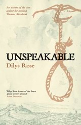 Unspeakable | Dilys Rose |